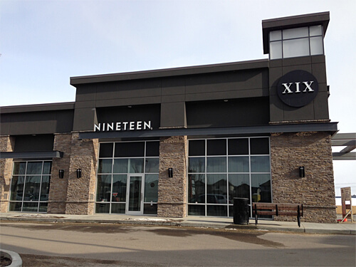 XIX Nineteen at 5940 Mullen Way.