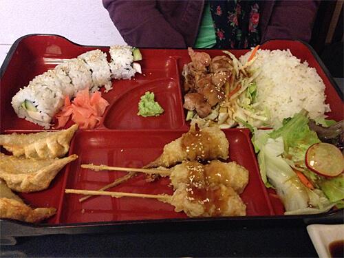 Midori Japanese Cafe Calgary