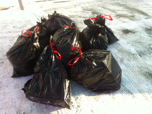 You can drop off items for #BundleupYEG at Suite 700-5241 Calgary Trail until Dec. 16.