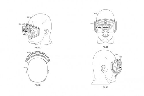 Apple patents 3D Goggles. Photo Credit: DigitalTrends.com