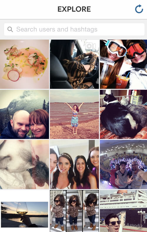 Explore tab on Instagram is now tailored for you!