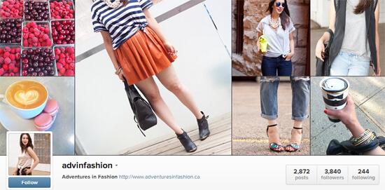 Edmonton Instagram - Advin Fashion Vickie Laliotis