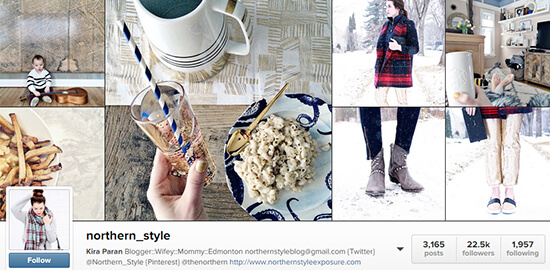 Edmonton Instagram User - northern_style