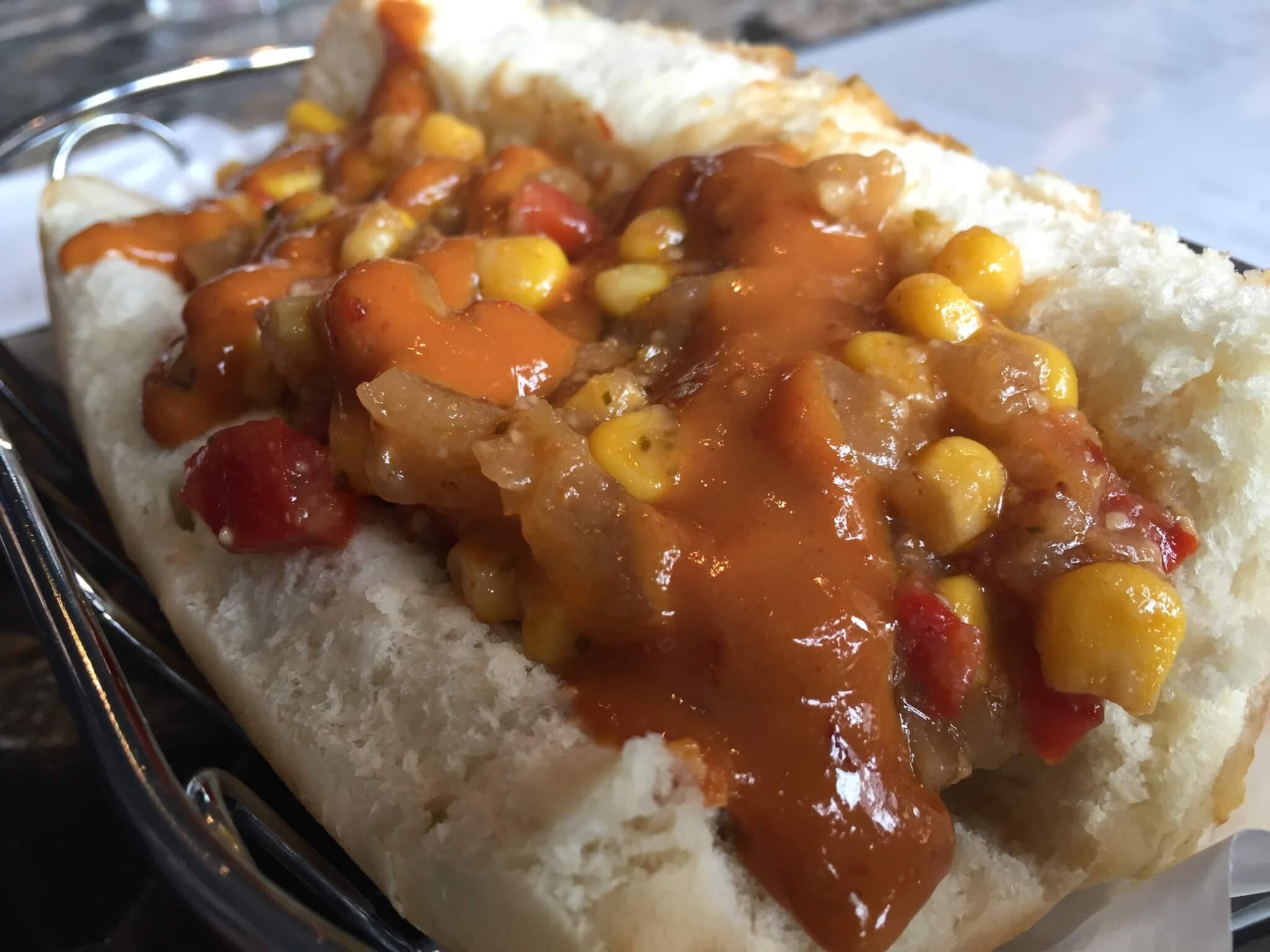 The Dog Gourmet Hot Dogs Edmonton
