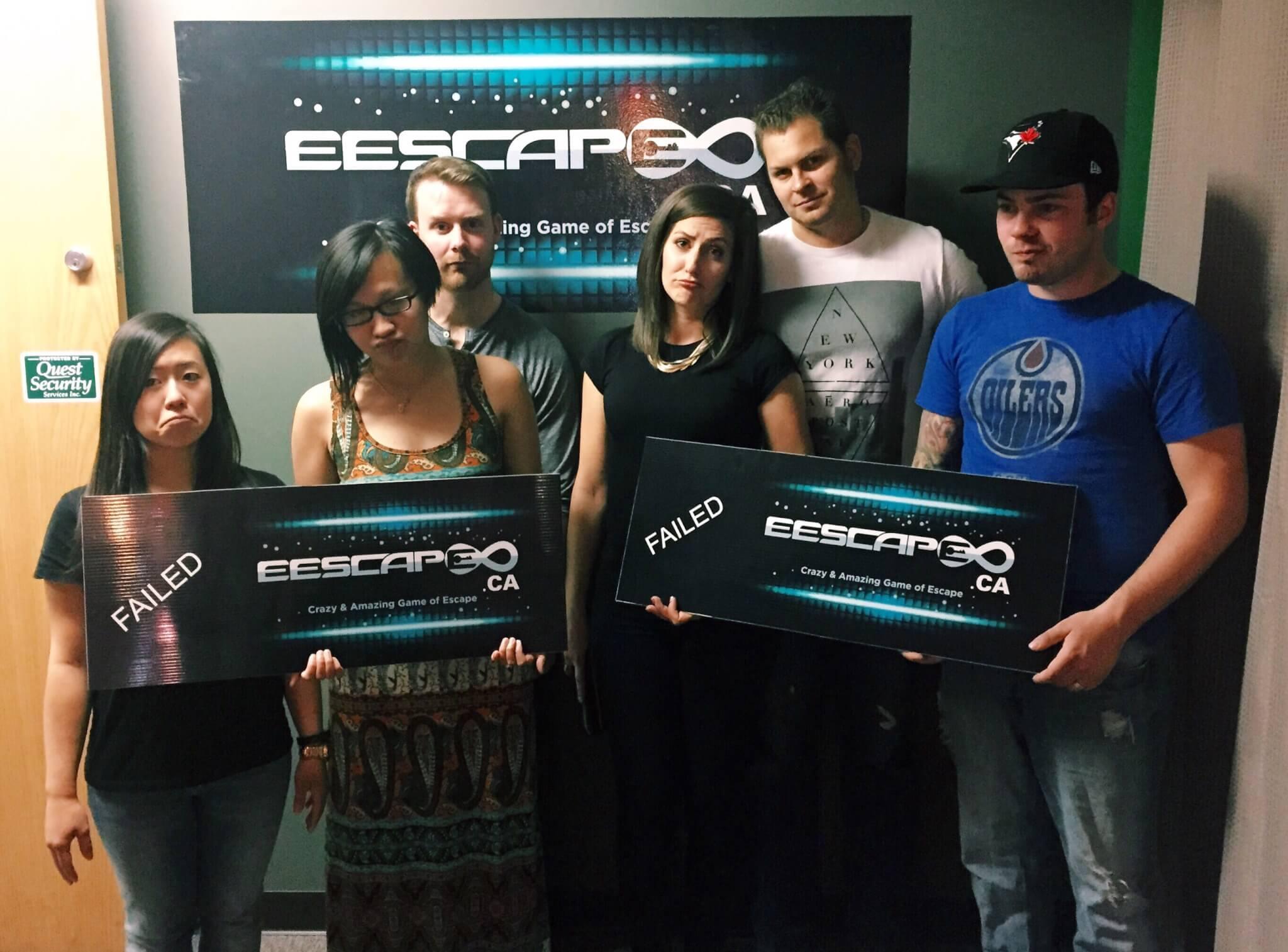 Recap Amp Giveaway Edmonton Escape Eescape Live Action
