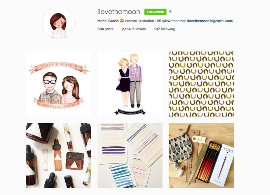 Edmonton Instagram Users - ilovethemoon