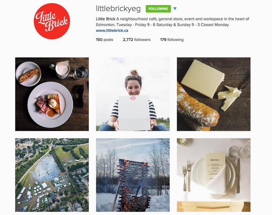 Edmonton Instagram Users - littlebrickyeg