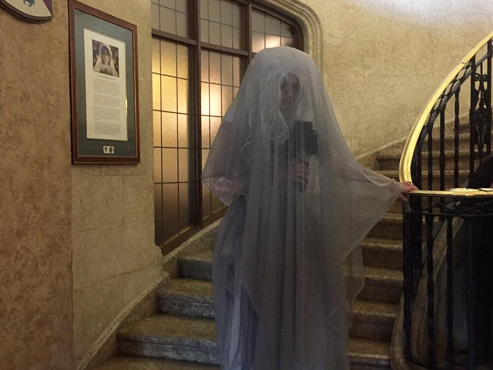Haunted Room At Banff Springs Hotel
