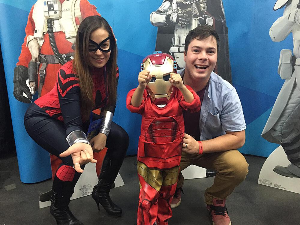 Edmonton Expo - Comics and Entertainment