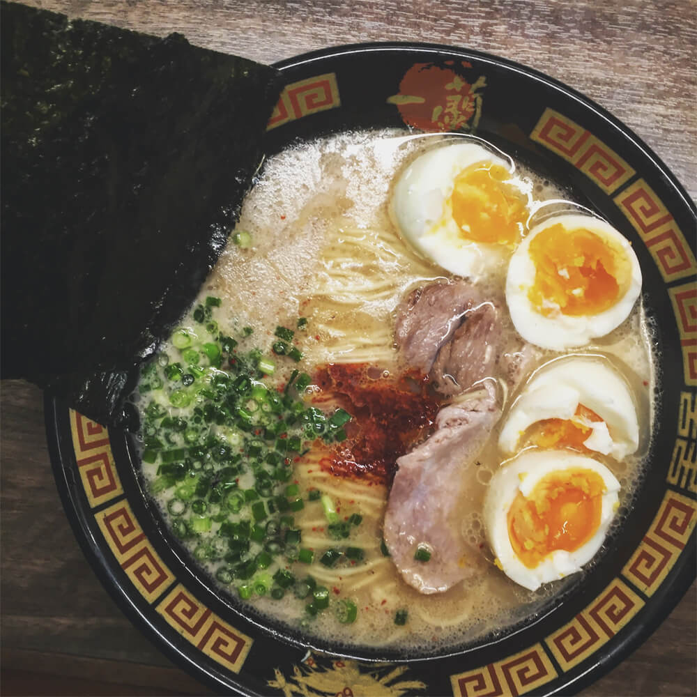 Travel Japan - Guide to Japan - Ichiran Ramen