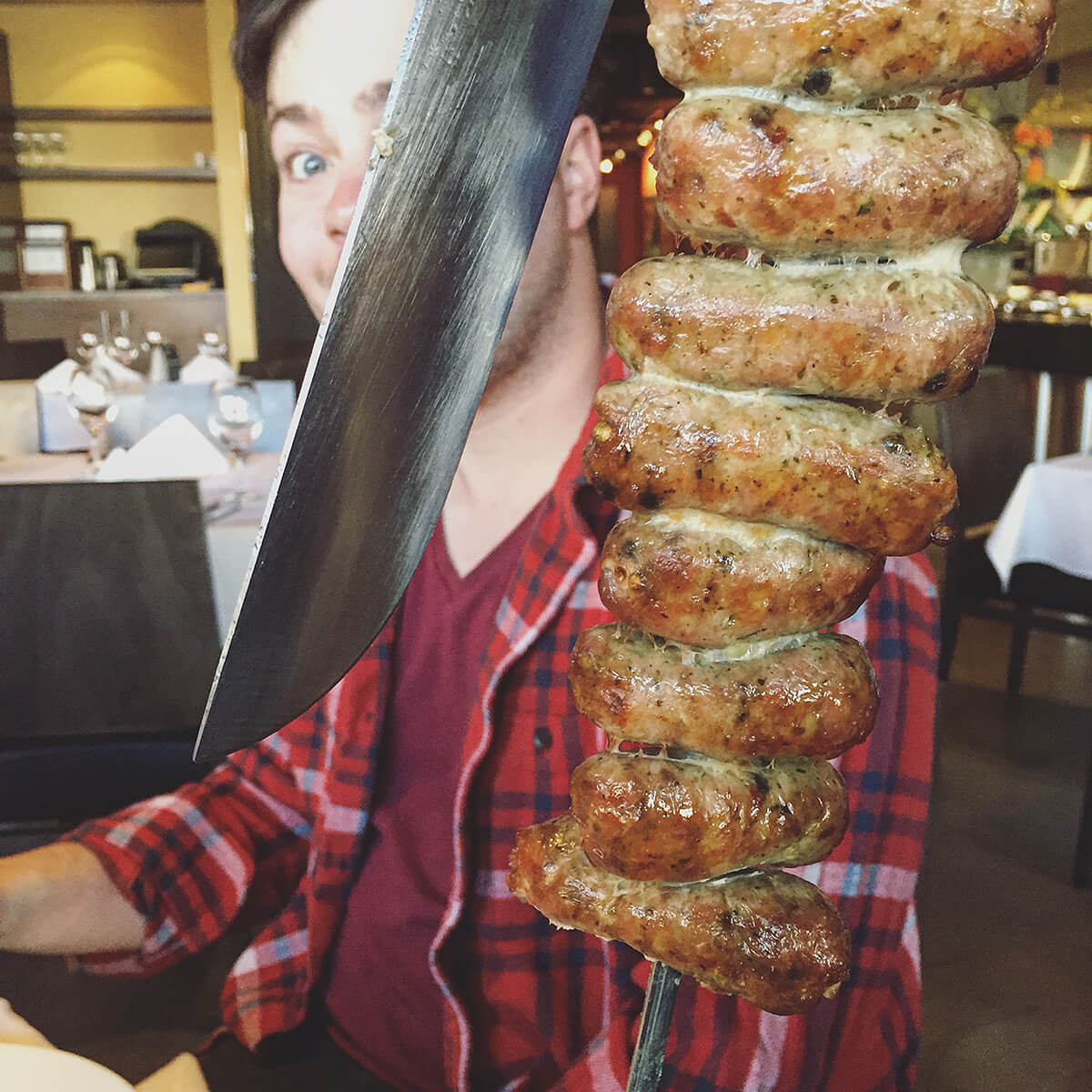Pampa Brazilian Steakhouse Edmonton - Brunch
