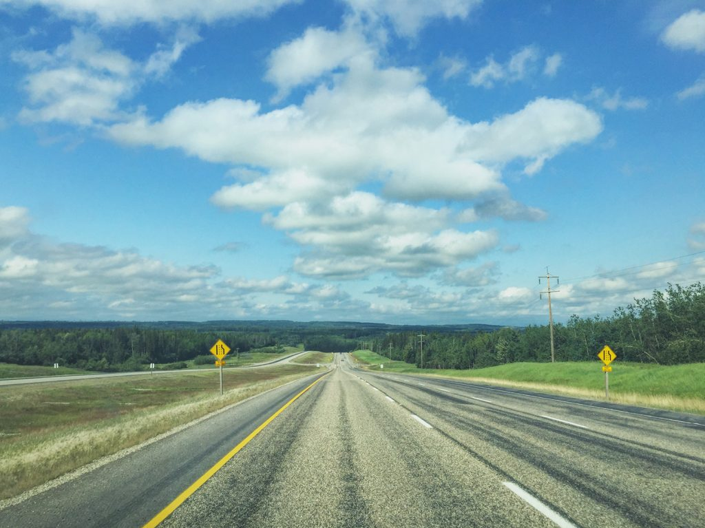 Grande Prairie - Explore Alberta - Highway 43 - Travel
