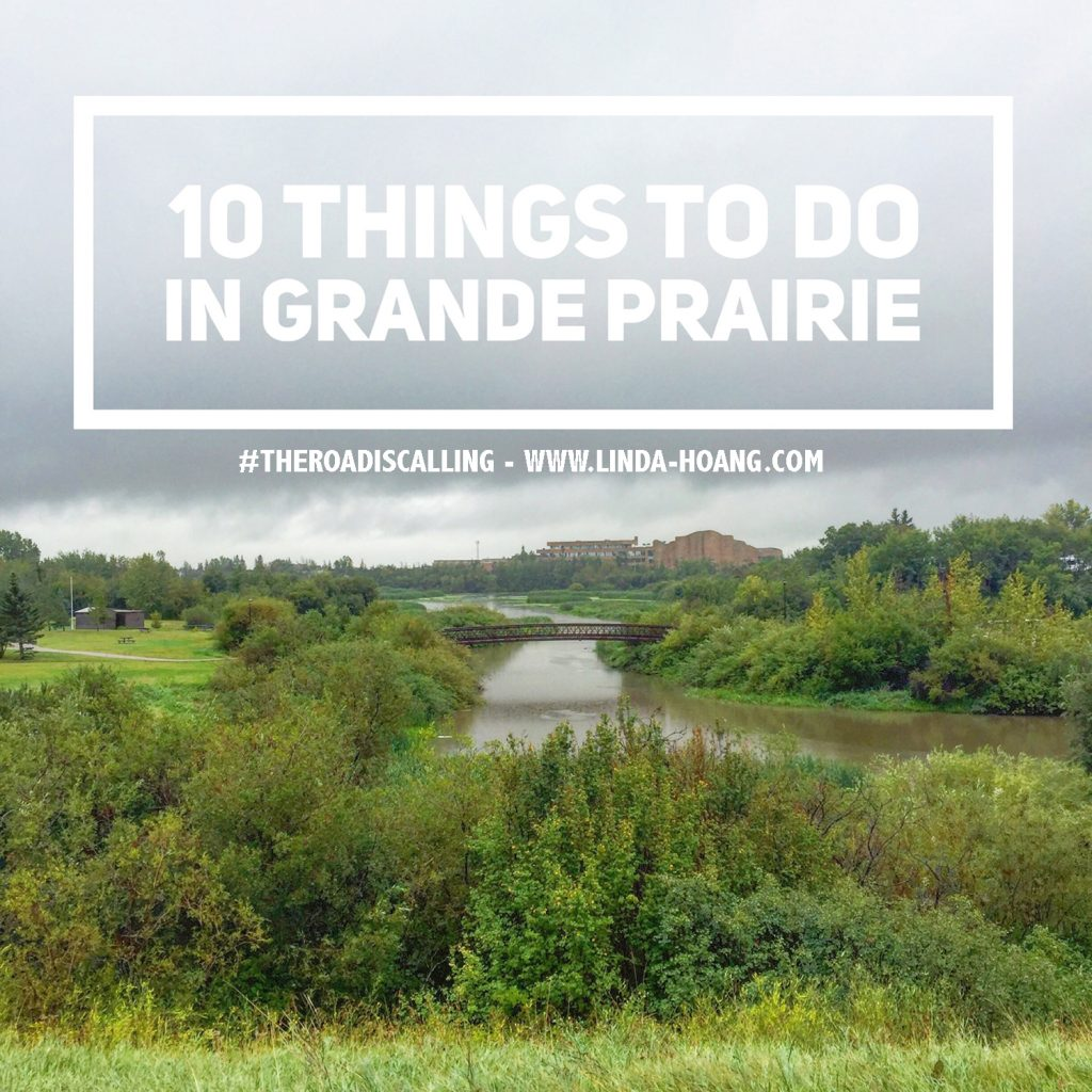 Grande Prairie The Road Is Calling AMA Travel