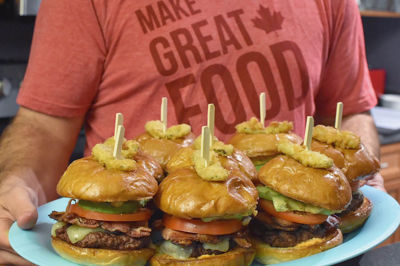 World Food Championships Bacon Competition Russell Bird Edmonton