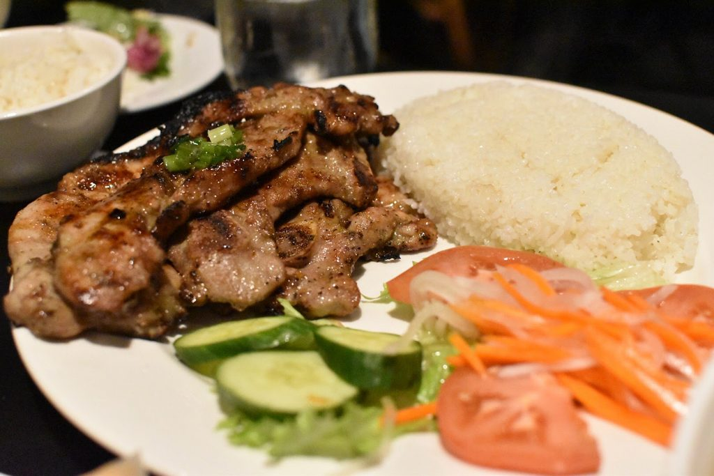 Grain of Rice Chinese Vietnamese Restaurant Edmonton