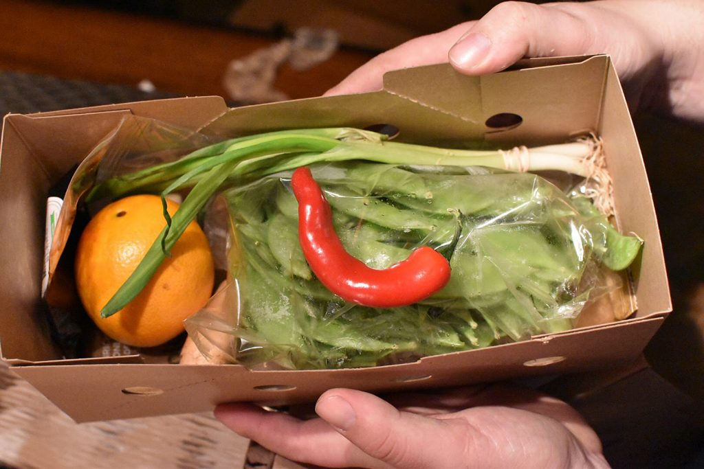 HelloFresh Canada Food Meal Box Delivery 8