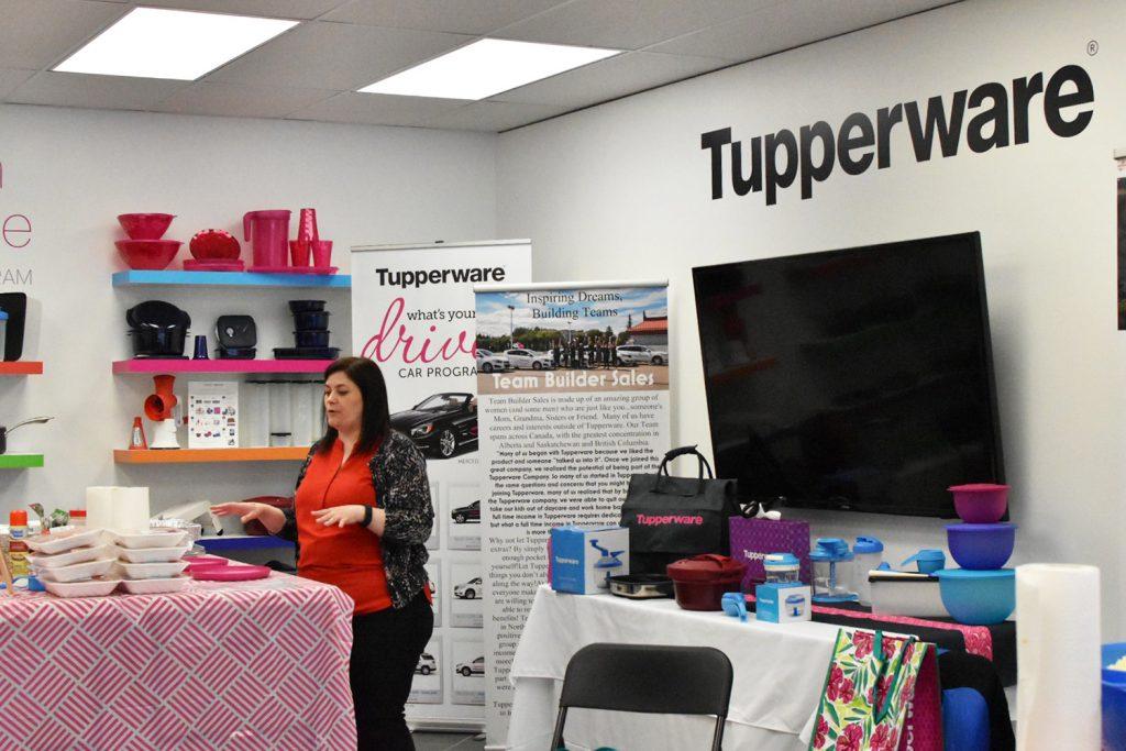 Tupperware Meal Prep Party Edmonton