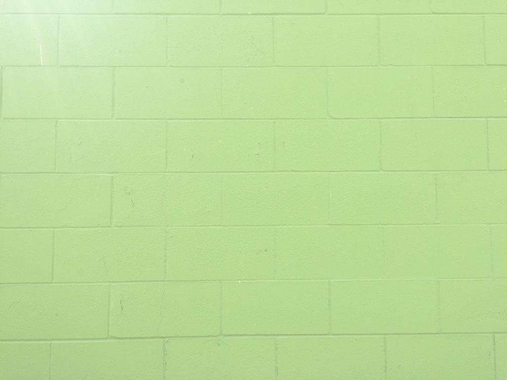 Instagrammable Wall - Green Wall - West Edmonton