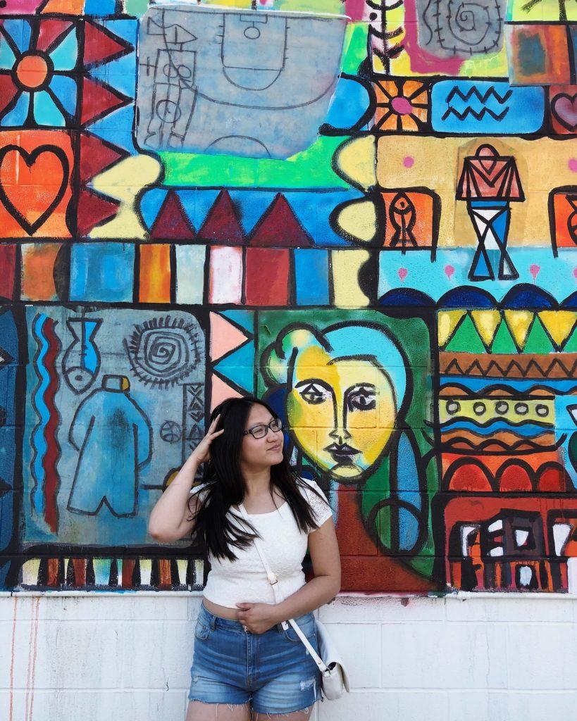 Instagrammable Walls of Alberta Avenue