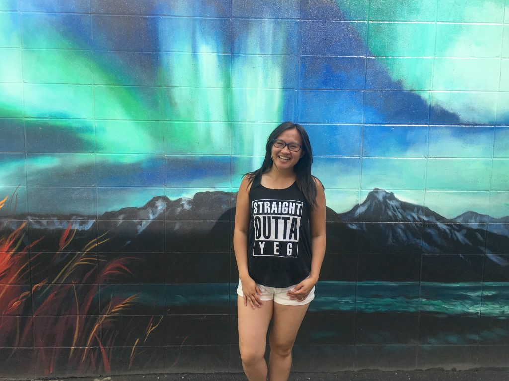 Instagrammable Walls of Edmonton - Downtown