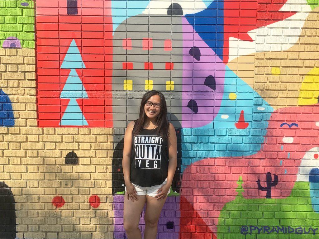Instagrammable Walls of Edmonton - Downtown
