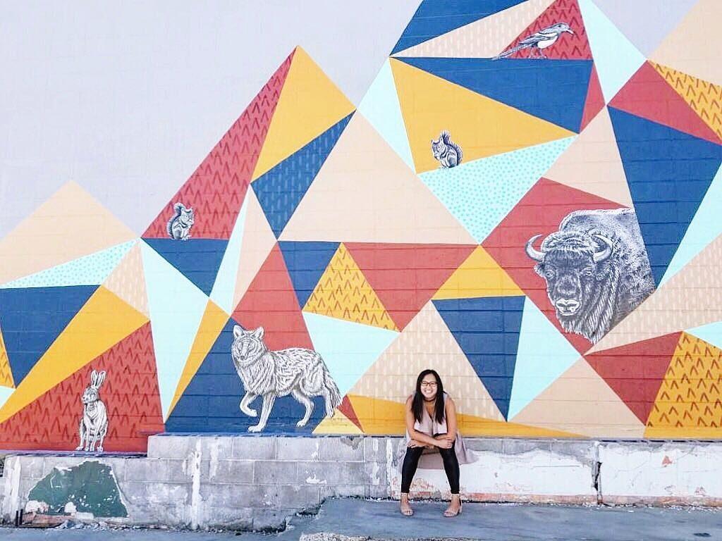 Meuwlys Instagrammable Wall 124 Street