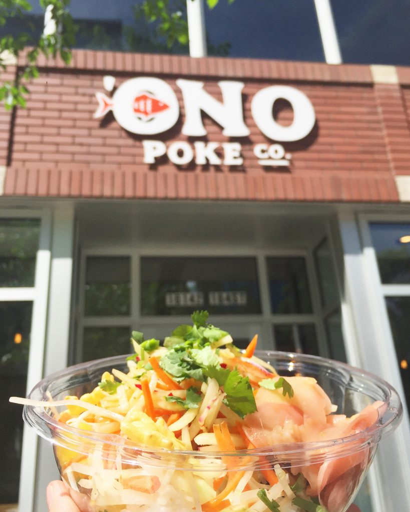 Ono Poke Co Edmonton
