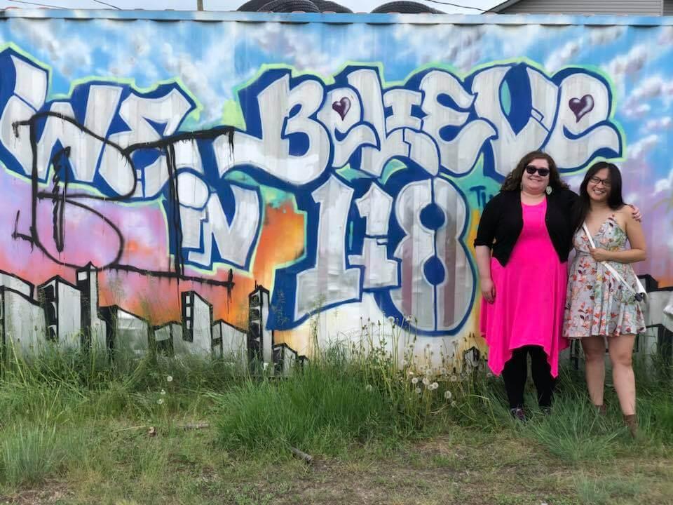 We Believe in 118 Instagrammable Walls of Edmonton Alberta Avenue