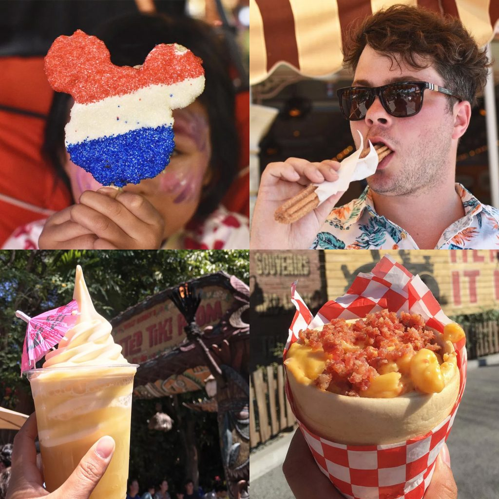 Fun Disneyland Food
