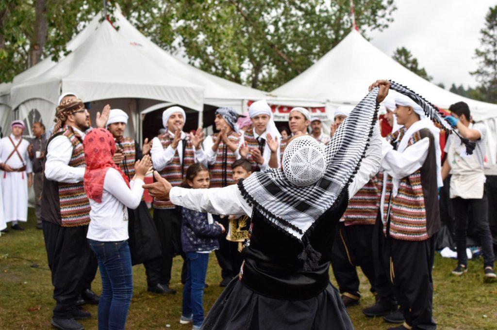 Edmonton Heritage Festival - World in a Weekend - Summer
