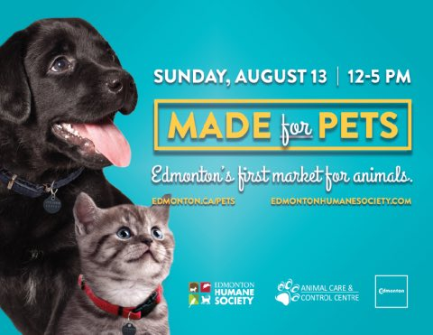 Edmonton Humane Society Made for Pets