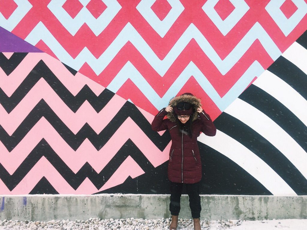 Instagrammable Walls of Calgary