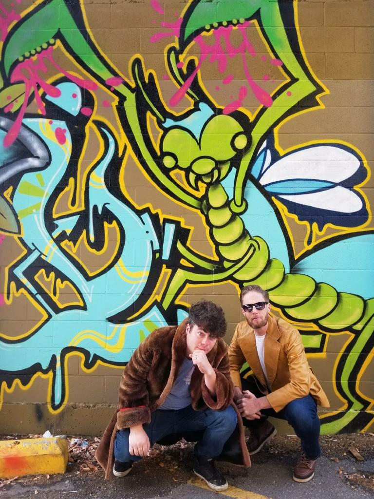 Instagrammable Walls of Calgary - Hillhurst Kensington Graffiti Alley