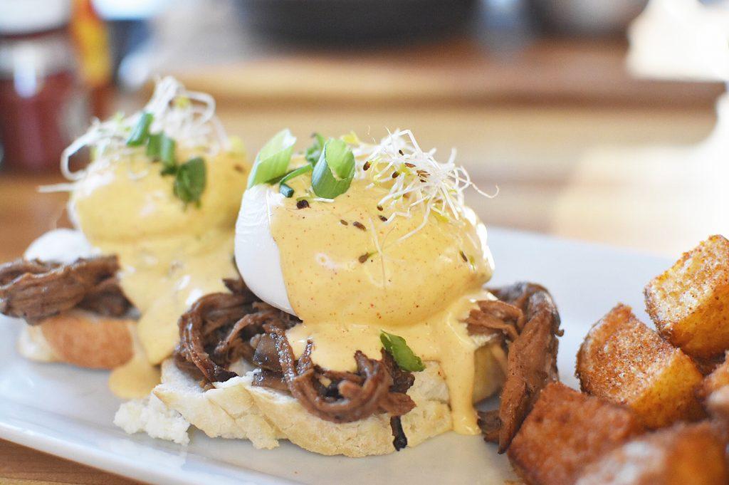 Monki Breakfast Club and Bistro Calgary Restaurants Food