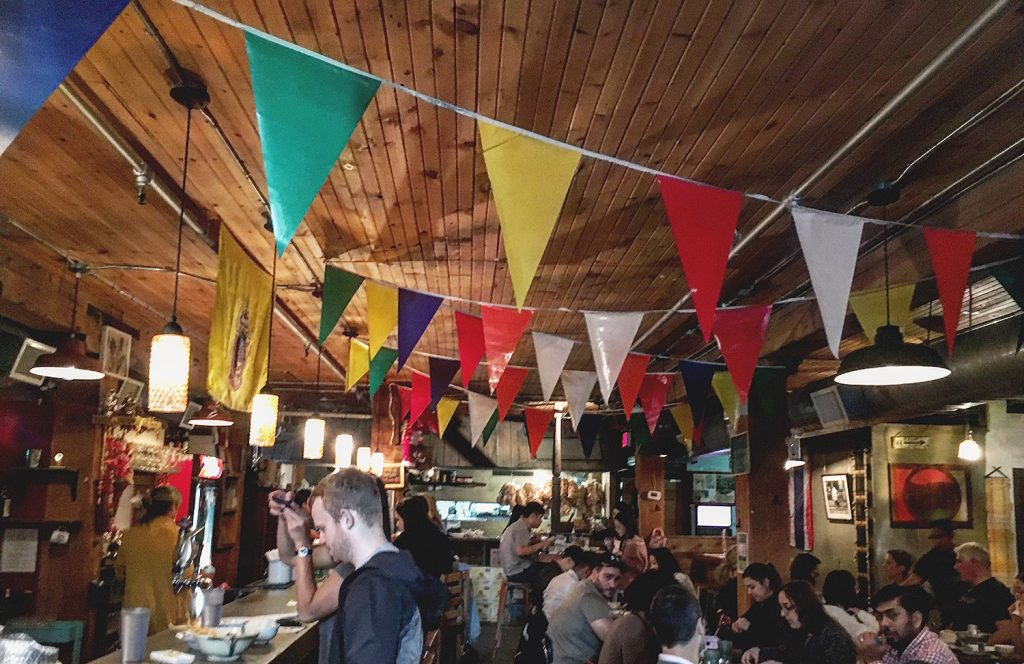 PAI Northern Thai Restaurant Toronto