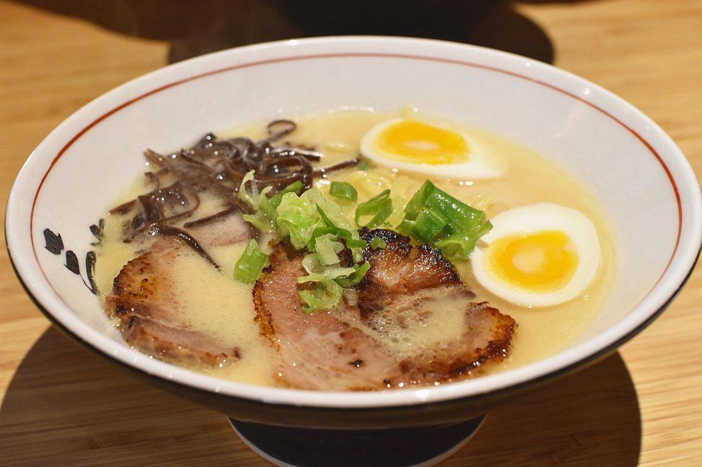 Sansotei Ramen Japanese Dundas Toronto Restaurants