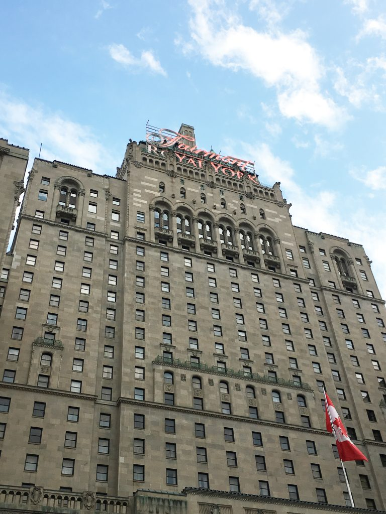 What To Do in Toronto - Fairmont Royal York