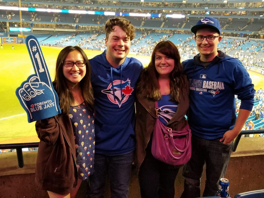 What To Do in Toronto - MLB Rogers Centre Blue Jays Game