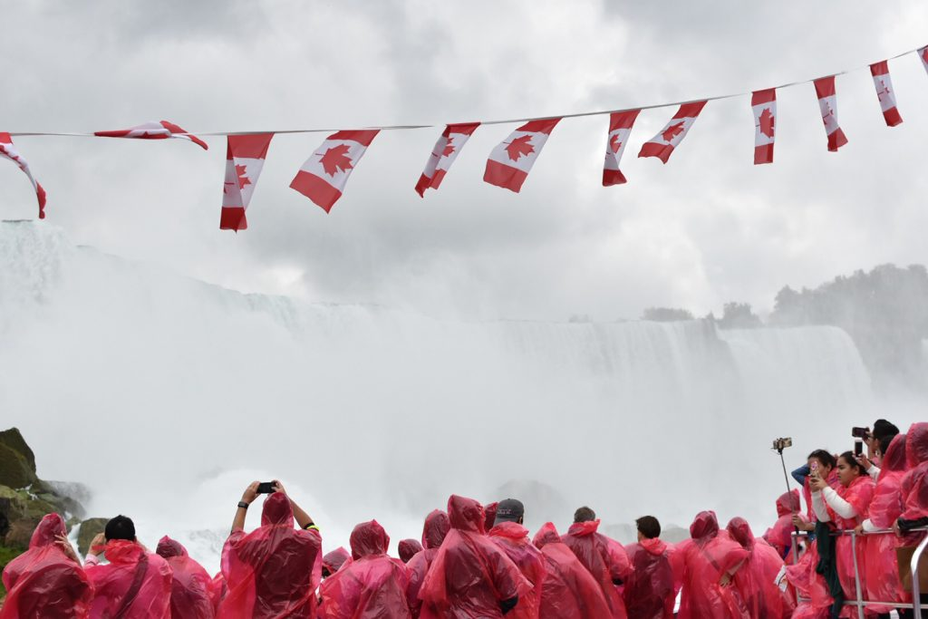 What To Do in Toronto - Niagara Falls Hornblower Cruise