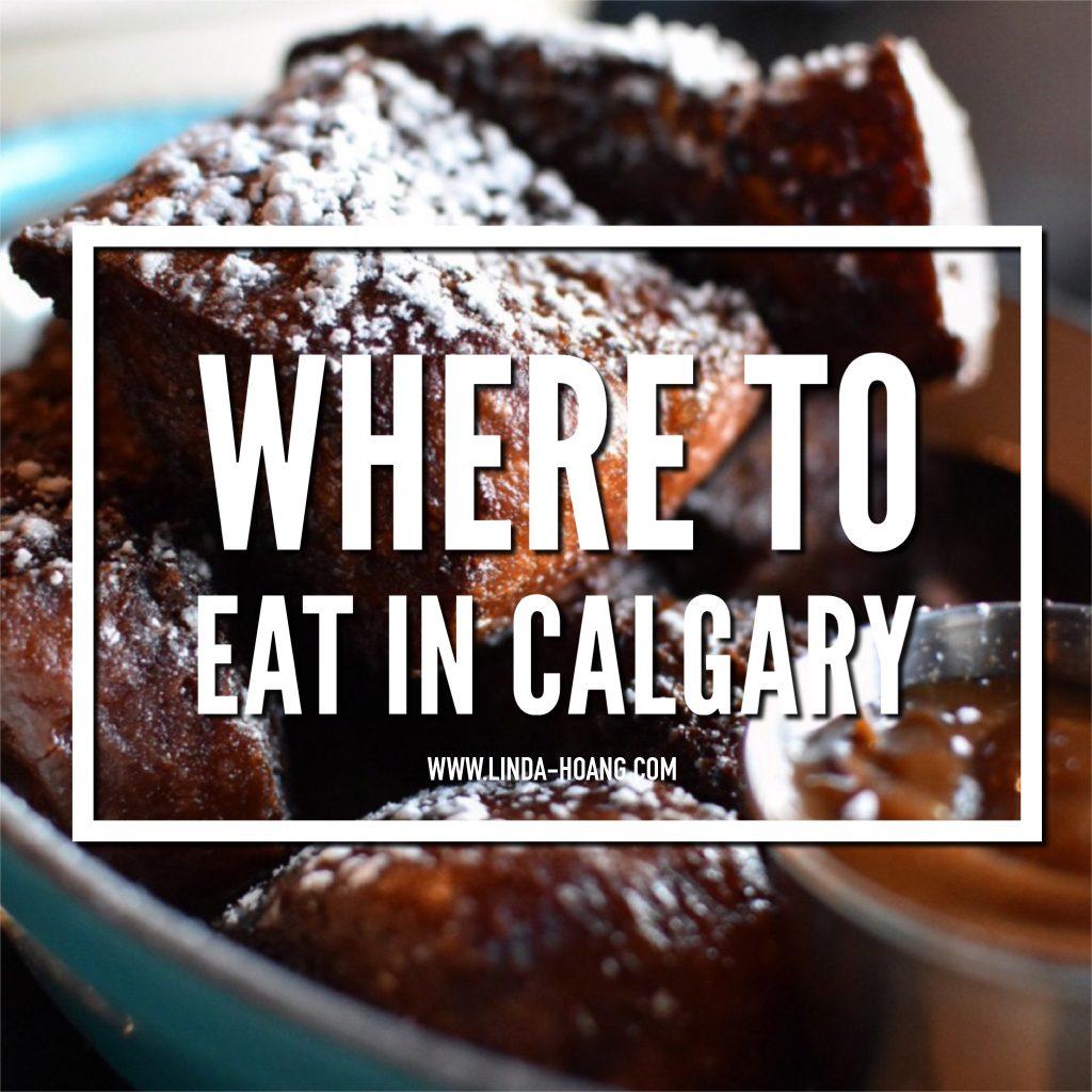 Where to Eat in Calgary - Tourism Calgary - Travel Alberta - Food - Restaurants