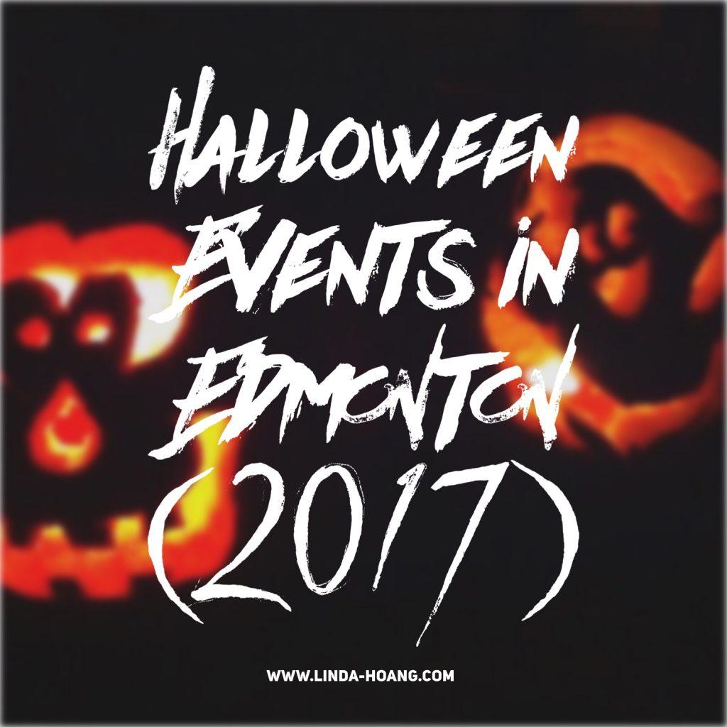 Halloween Events in Edmonton 2017