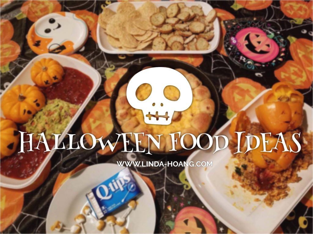 Halloween Food Ideas Recipes