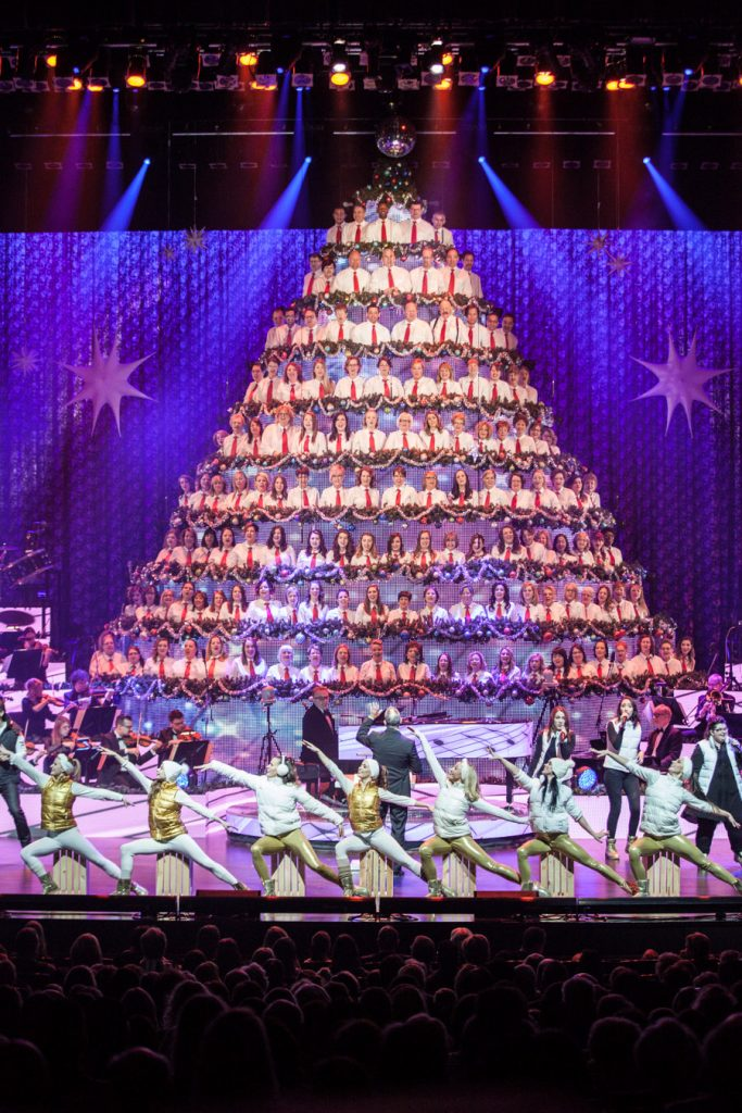 The Edmonton Singing Christmas Tree