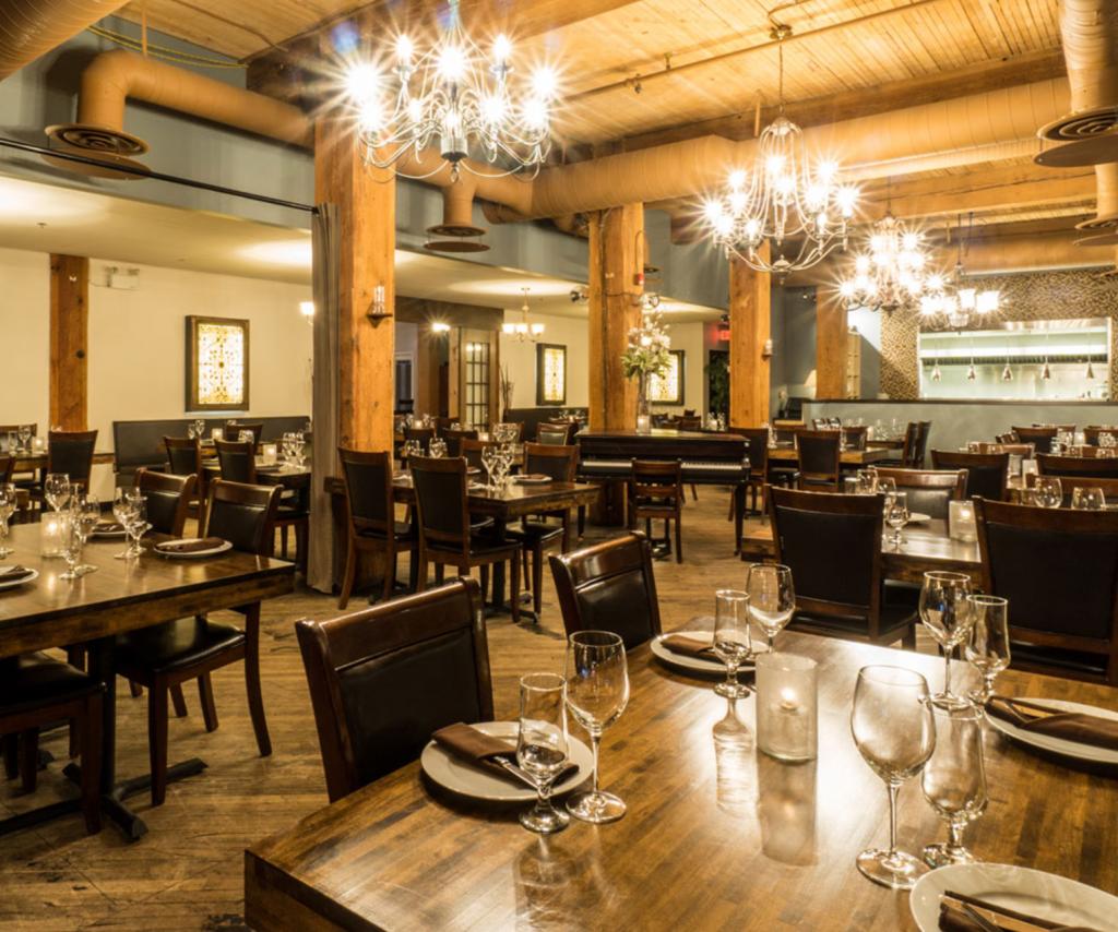 SABOR Edmonton Restaurant Seafood