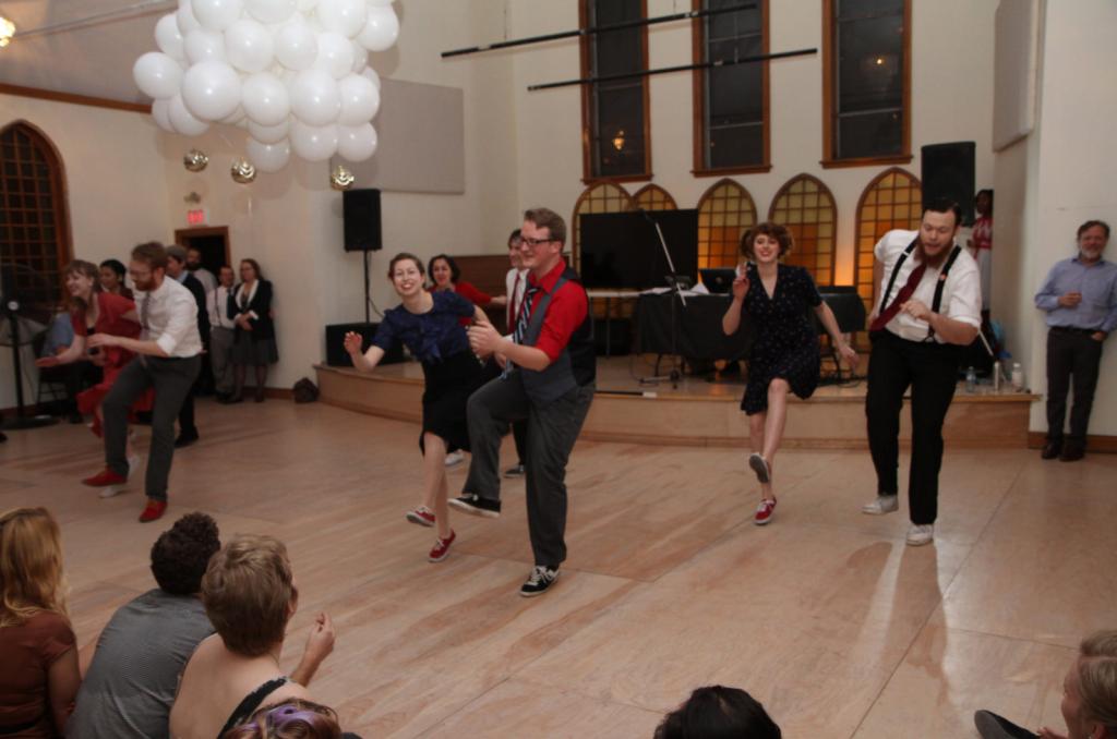 Sugar Swing Dance Club New Years