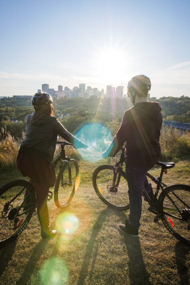 Explore Edmonton Travel Alberta River Valley