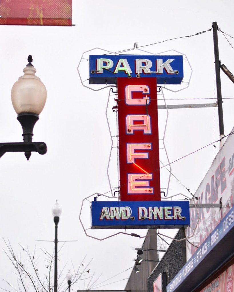 Park Cafe Diner Saskatoon Saskatchewan Riversdale Restaurants