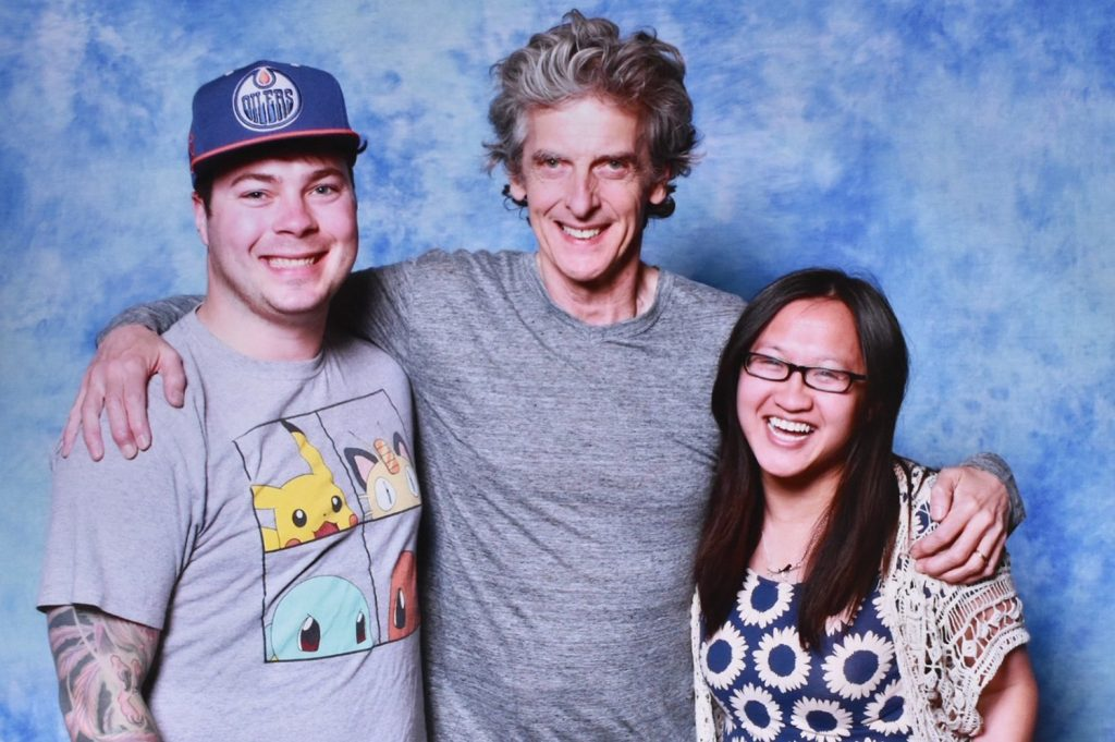 Edmonton Expo Comic and Entertainment Doctor Who