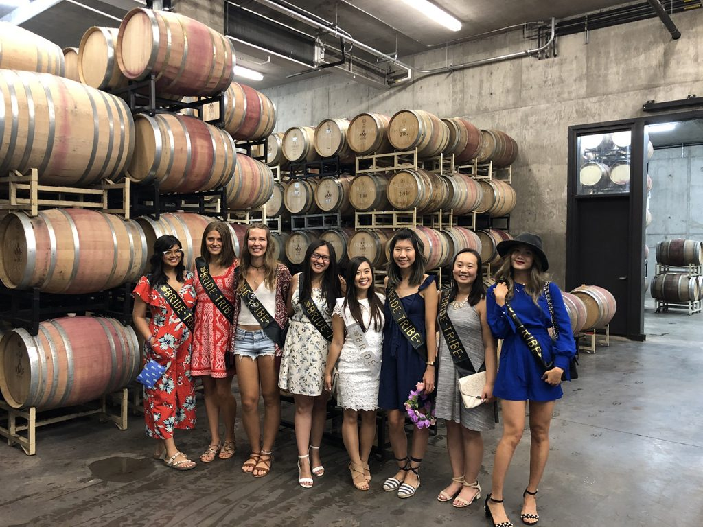 Kelowna British Columbia Bachelorette Food and Drink Crawl - Explore Kelowna CedarCreek Estate Winery