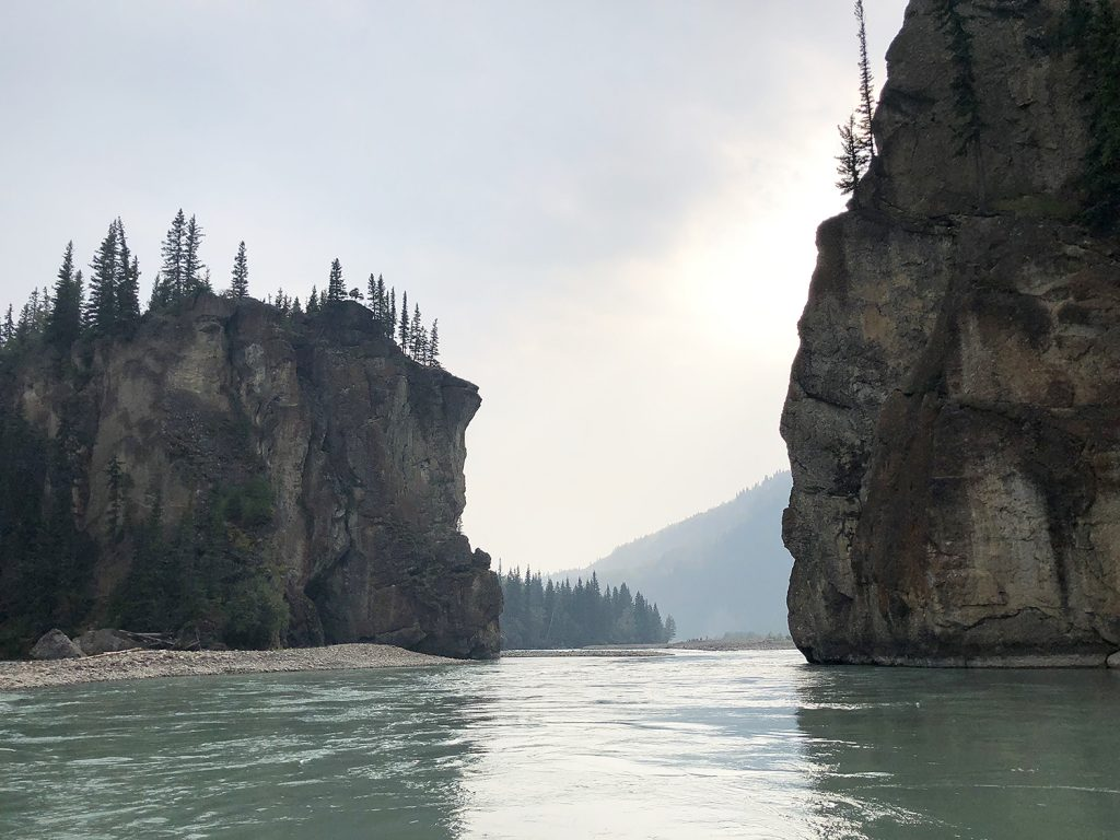 Grande Cache Alberta Sulphur Smoky River